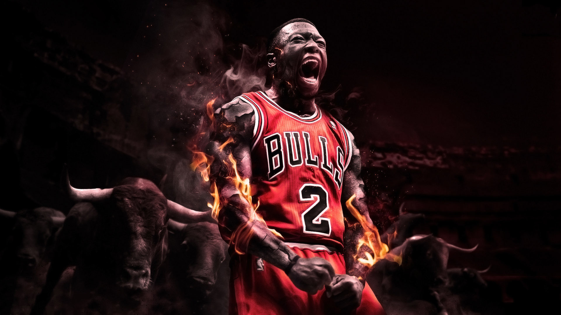 Chicago Bulls Players Wallpaper.