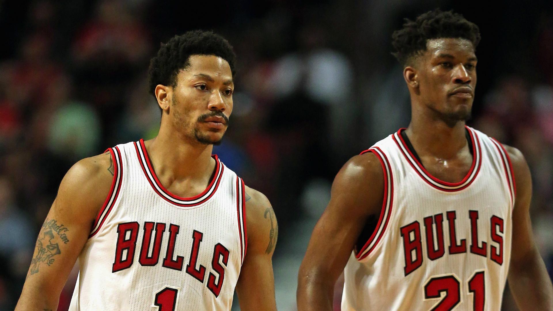 Derrick Rose or Jimmy Butler, who runs the Bulls' offense? | NBA | Sporting  News
