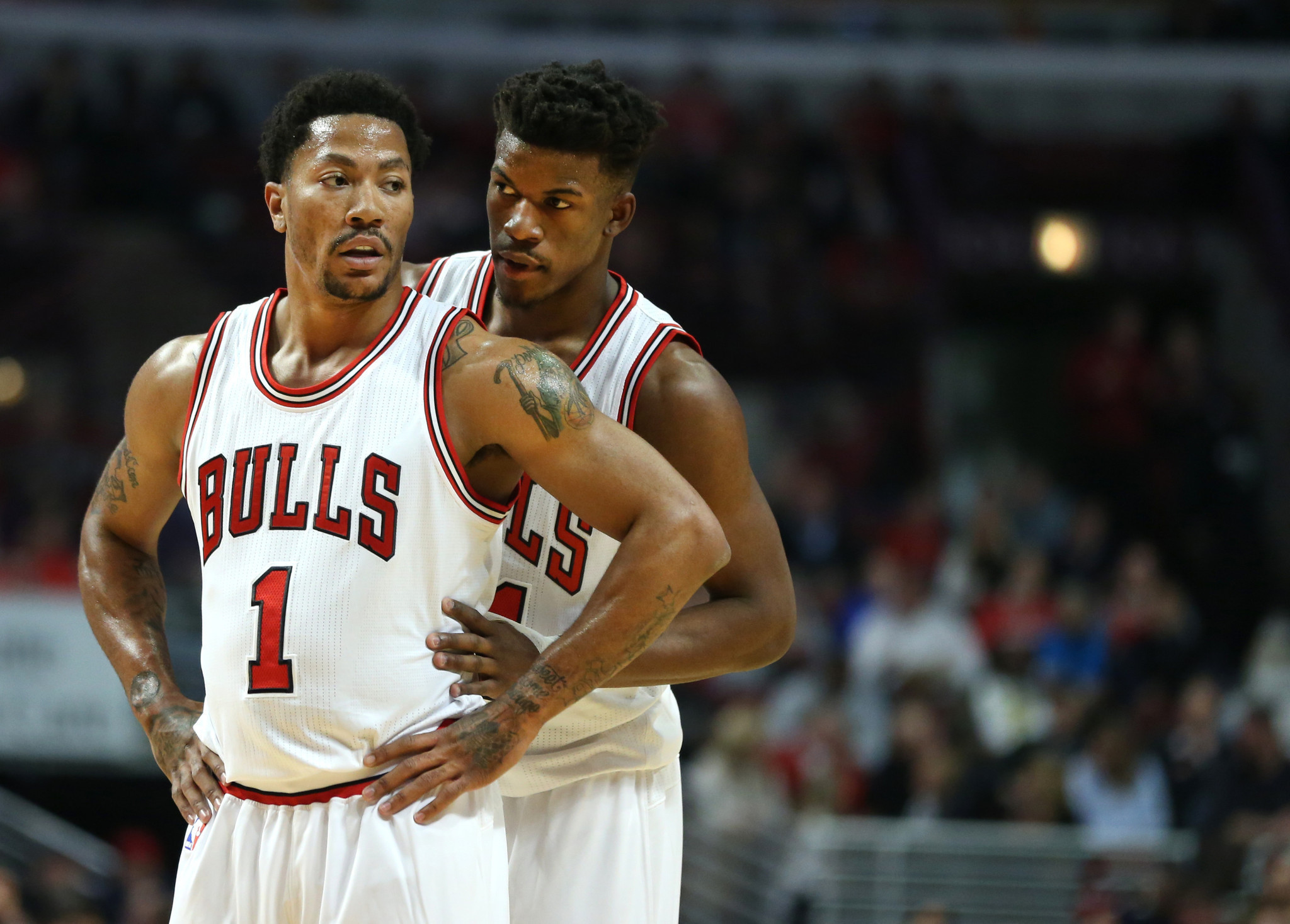 Most important thing is how Jimmy Butler, Derrick Rose do on the court –  Chicago Tribune