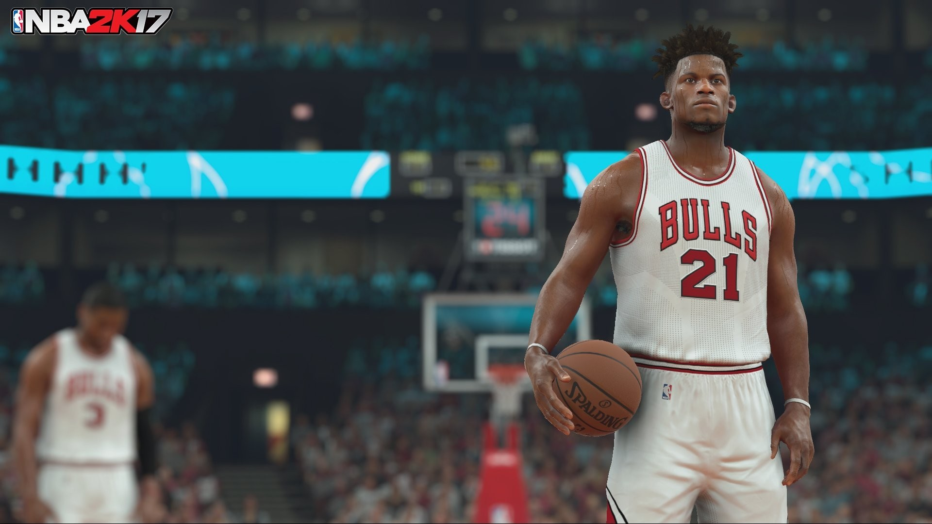 Check out the NBA 2K17 screenshot of Jimmy Butler and post your thoughts.