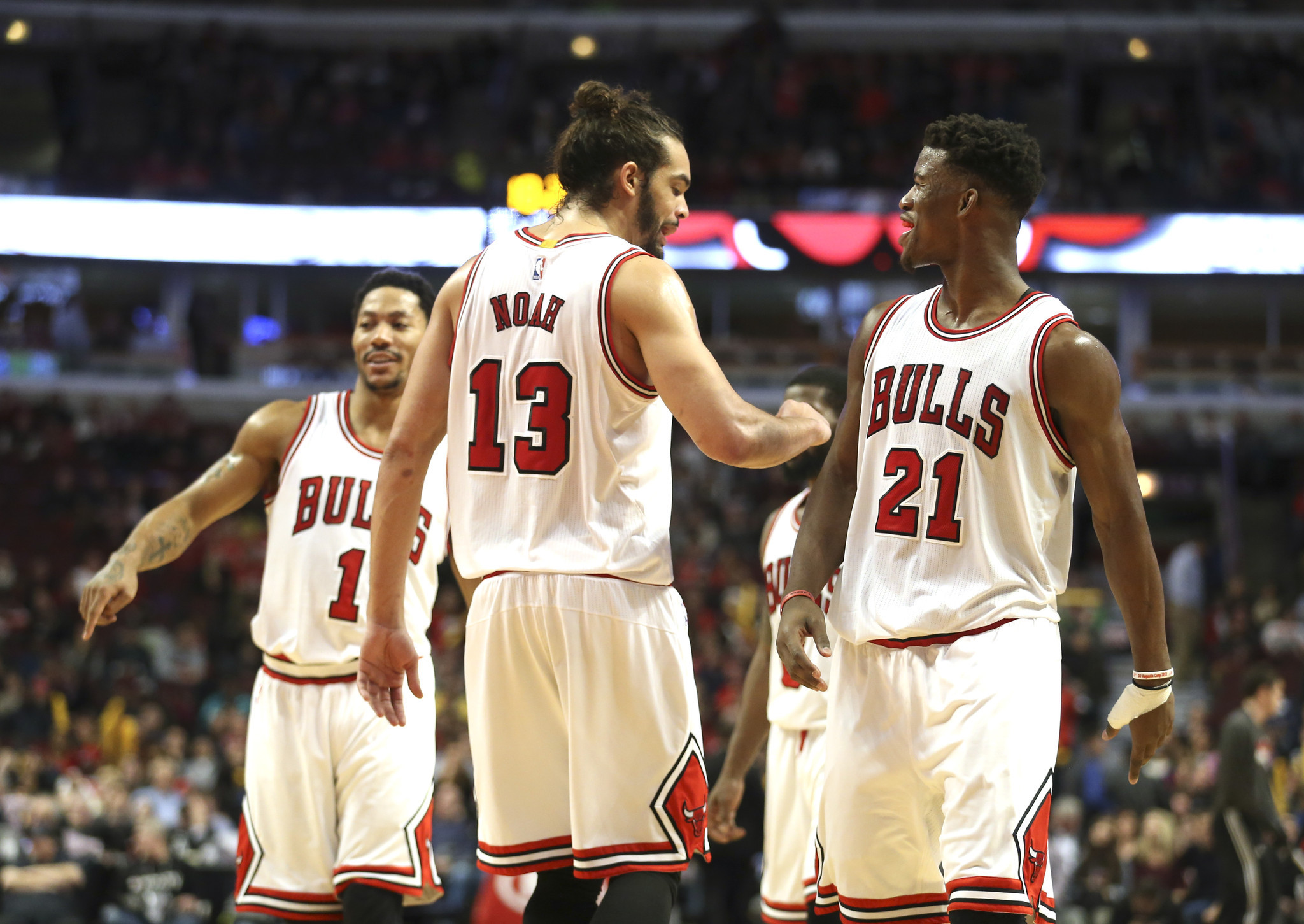 Derrick Rose-Jimmy Butler could become an All-Star pairing for Bulls –  Chicago Tribune