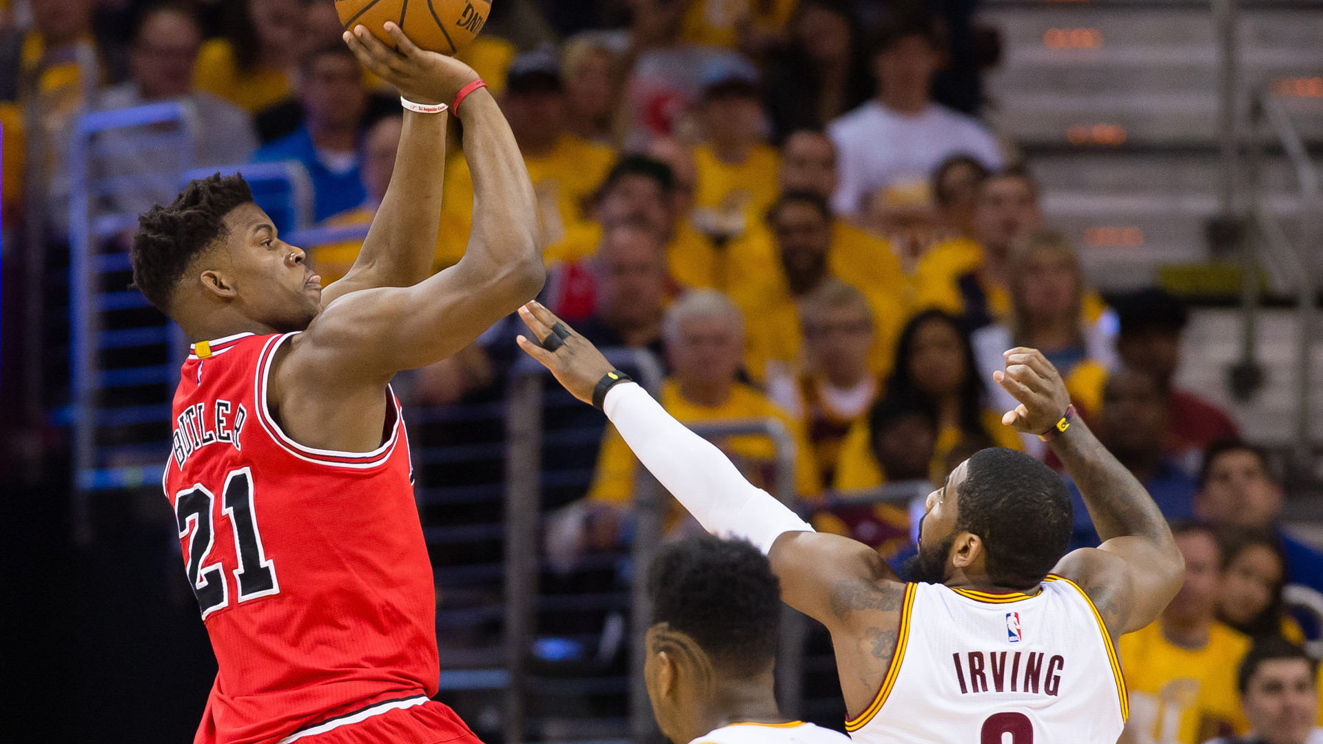 Report: Bulls' Jimmy Butler to win NBA's Most Improved Player award | NBA |  Sporting News