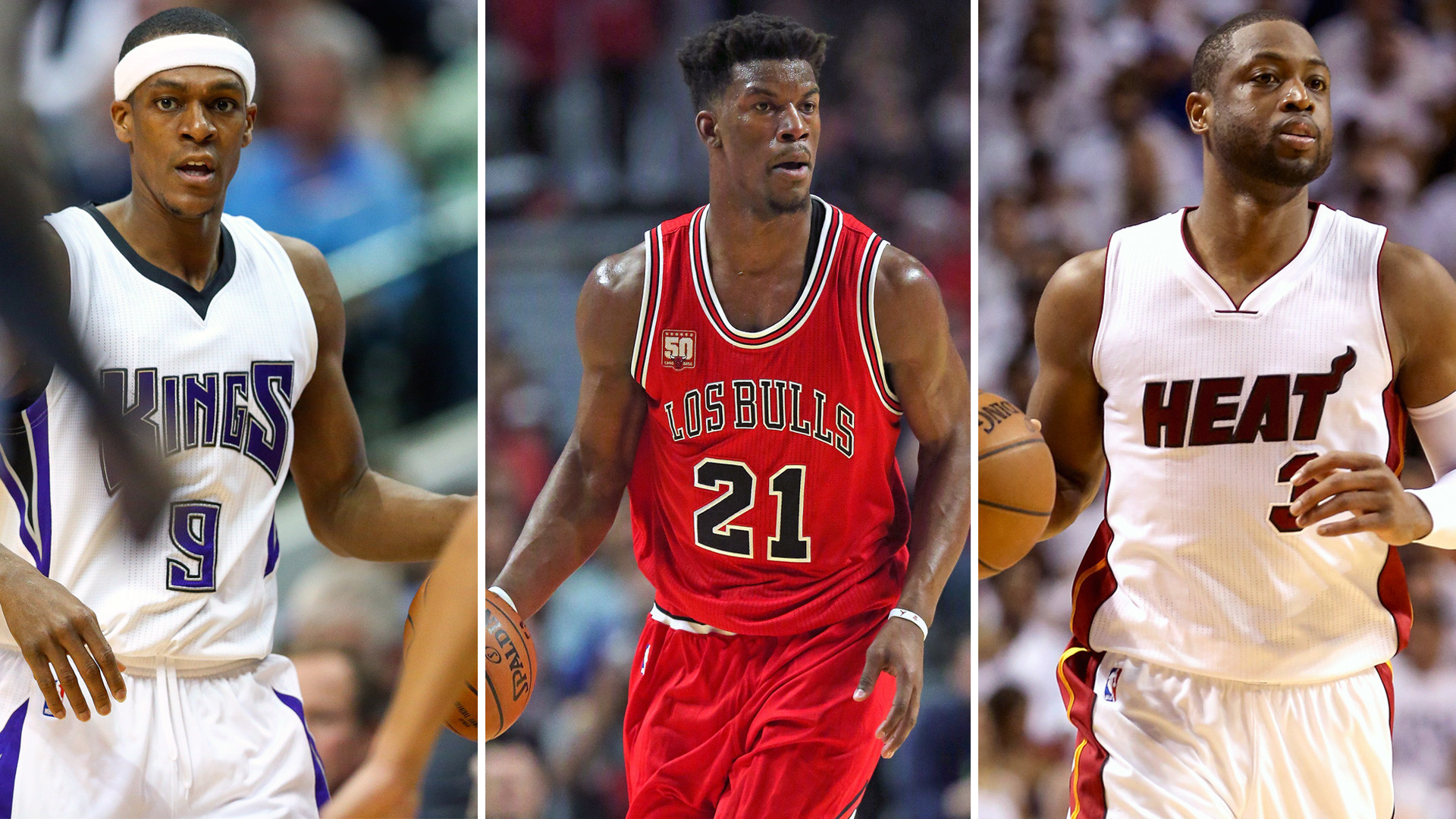 How the Bulls can make a backcourt of Wade, Rondo and Butler actually work  | NBA | Sporting News