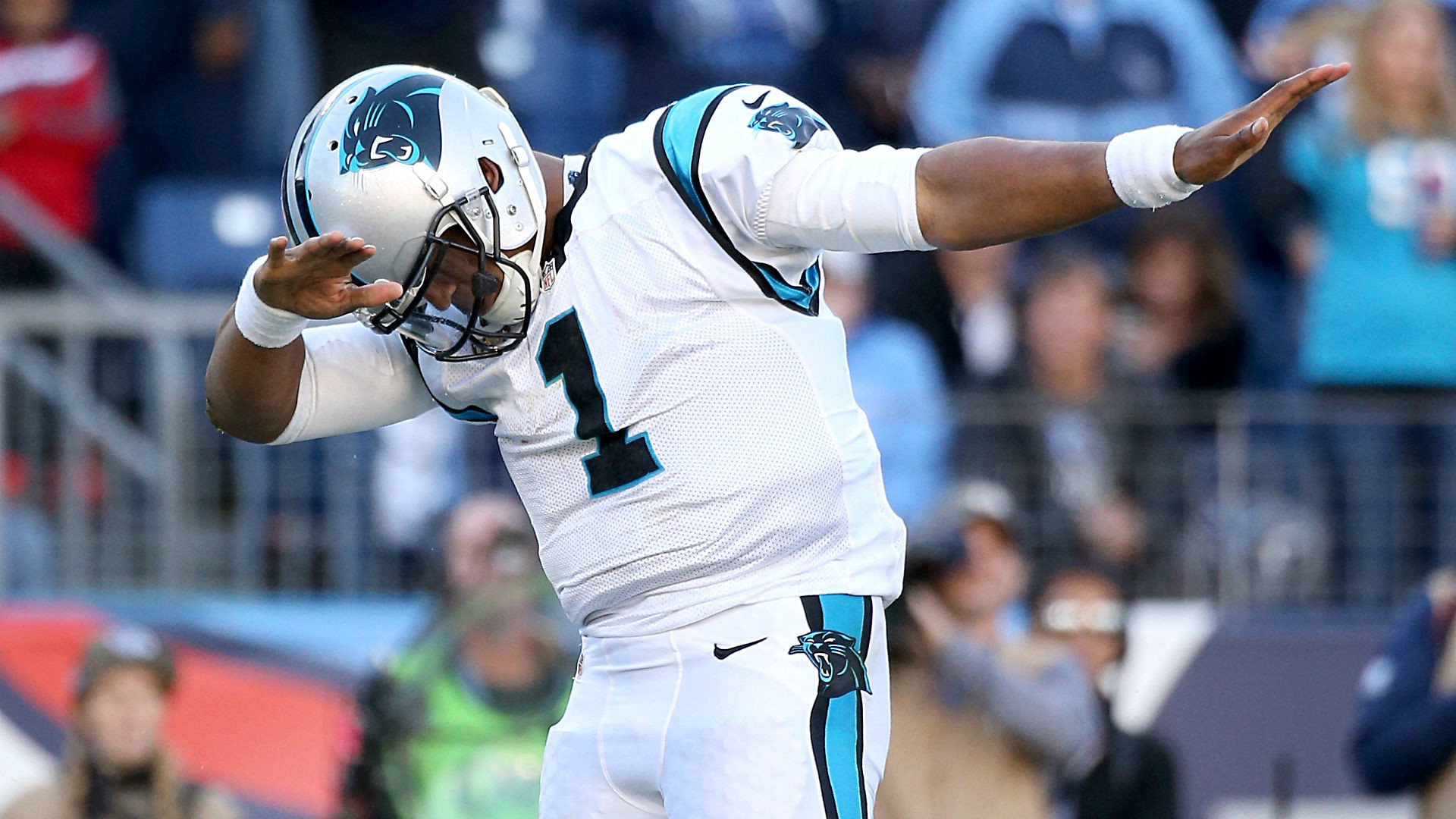 Panthers fans get ready to 'dab' with Cam Newton on Sunday   NFL   Sporting  News