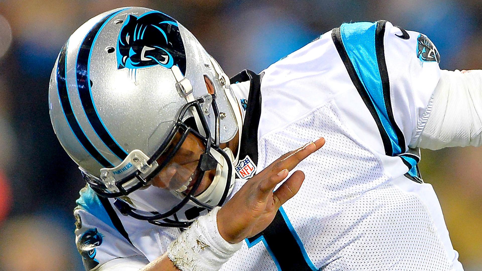 Cam Newton's celebrations should evoke childlike joy, not mind-boggling  hatred   NFL   Sporting News