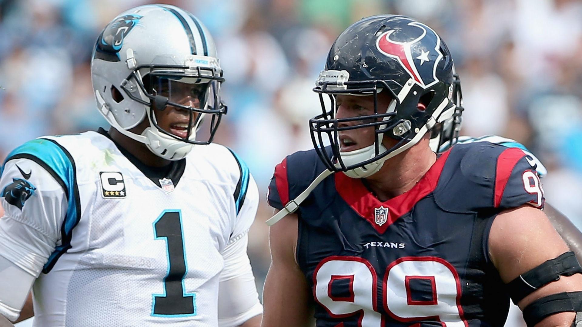 J.J. Watt defends Cam Newton's dancing: 'It's a game'   NFL   Sporting News