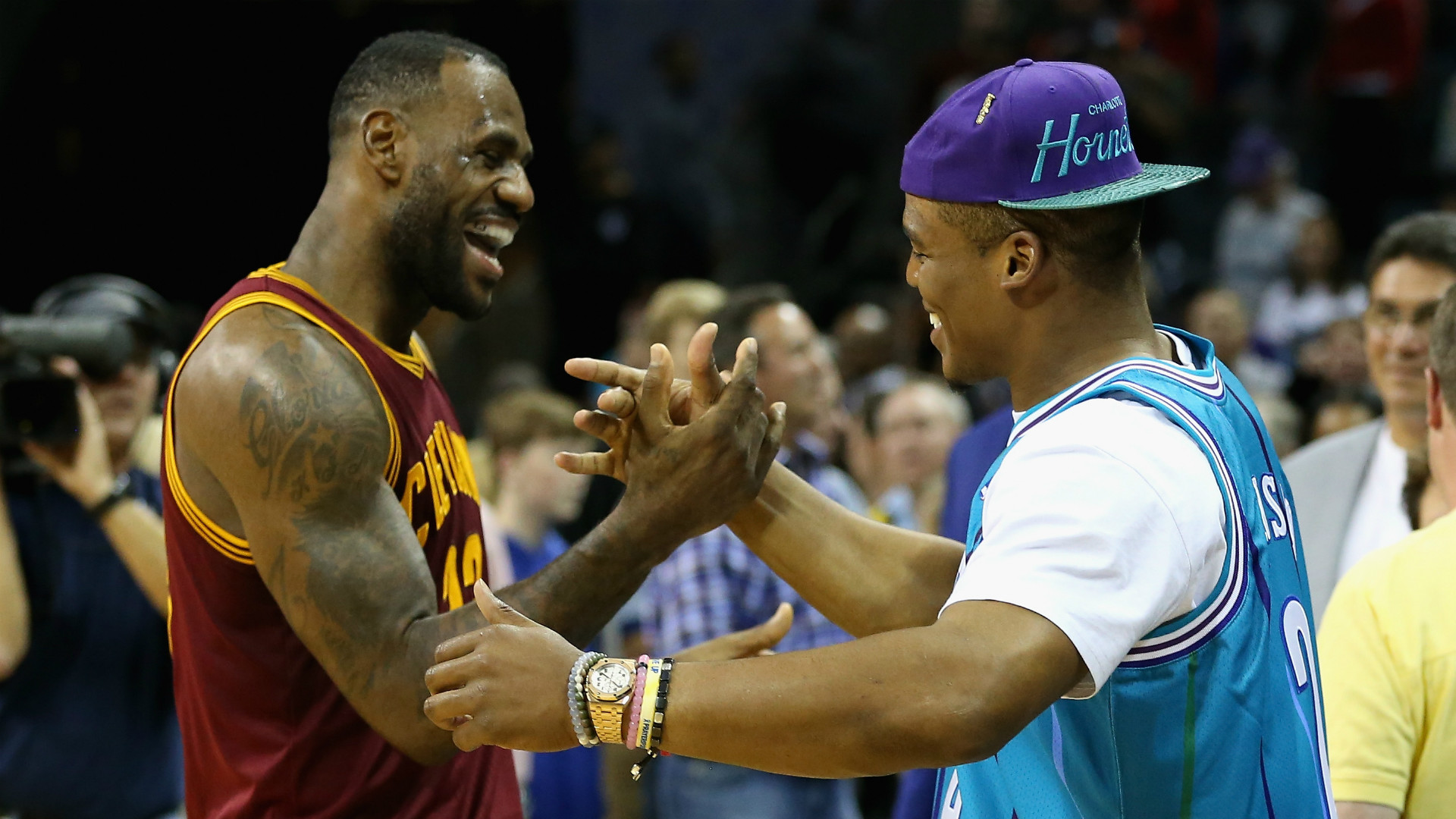 LeBron James has no intention of being 'the Cam Newton of power forwards'