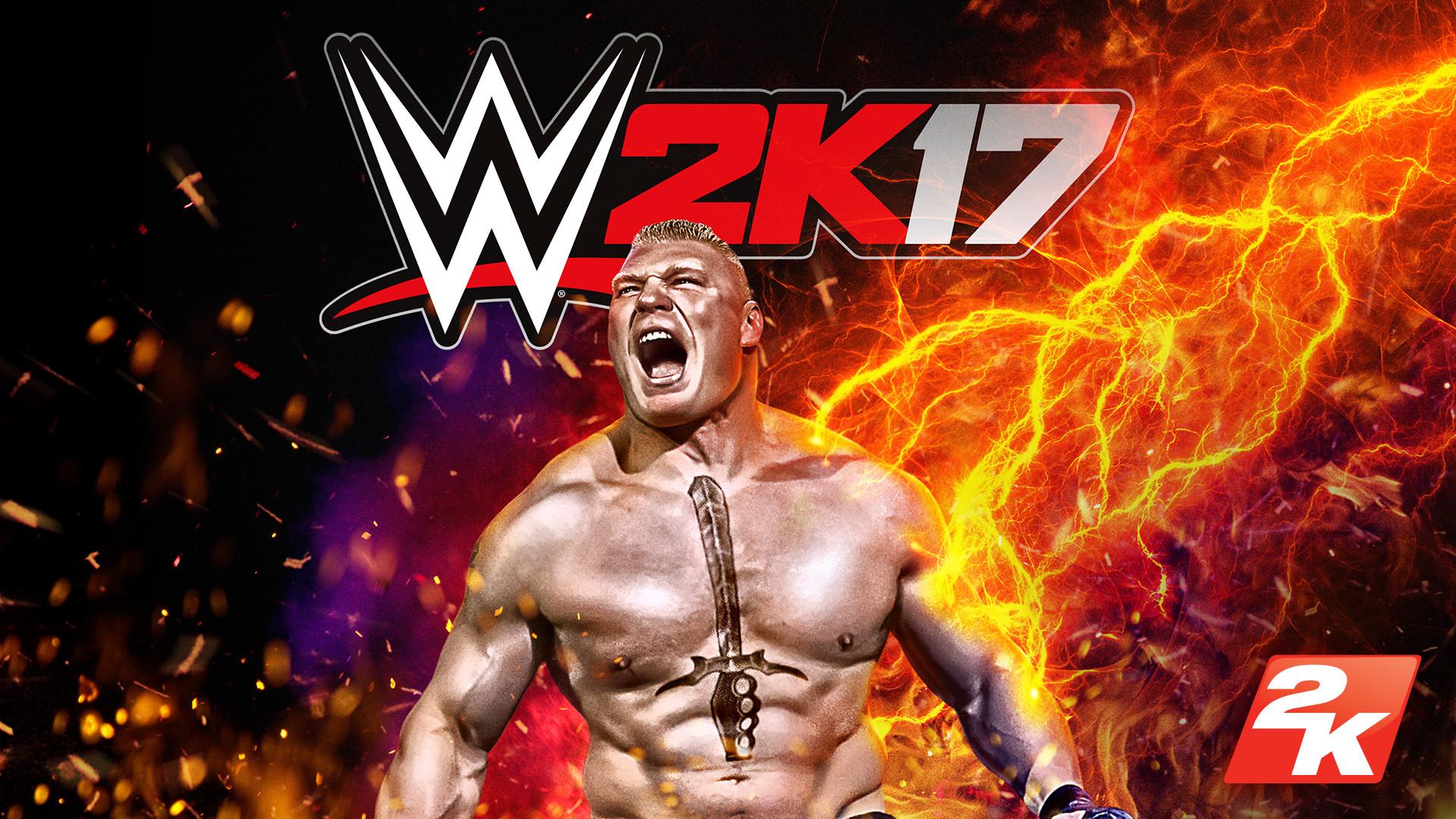 … 2K17 Brock Lesnar Wallpaper (Artwork) WWE 2K17 Goldberg Wallpaper  (Artwork) WWE 2K17 NXT Edition Wallpaper