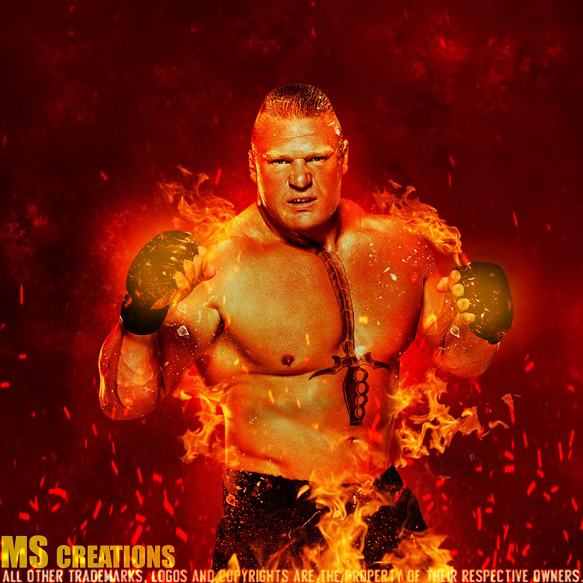 Brock Lesnar Wallpaper by Siddcrash Brock Lesnar Wallpaper by Siddcrash