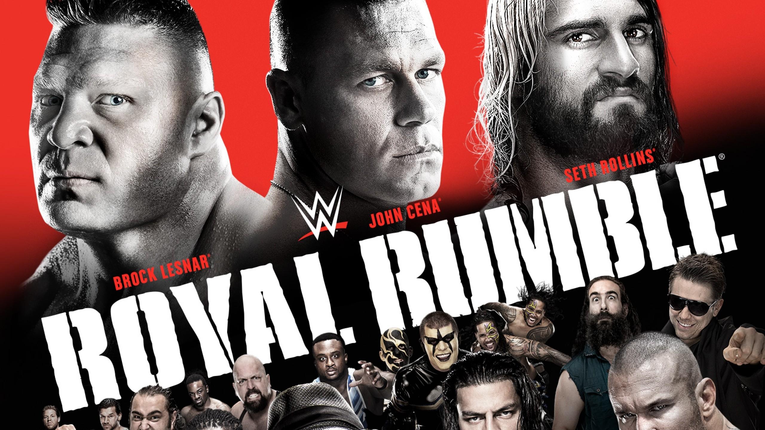 Sports Desktop Wallpapers ▻ WWE Backgrounds 2560×1440
