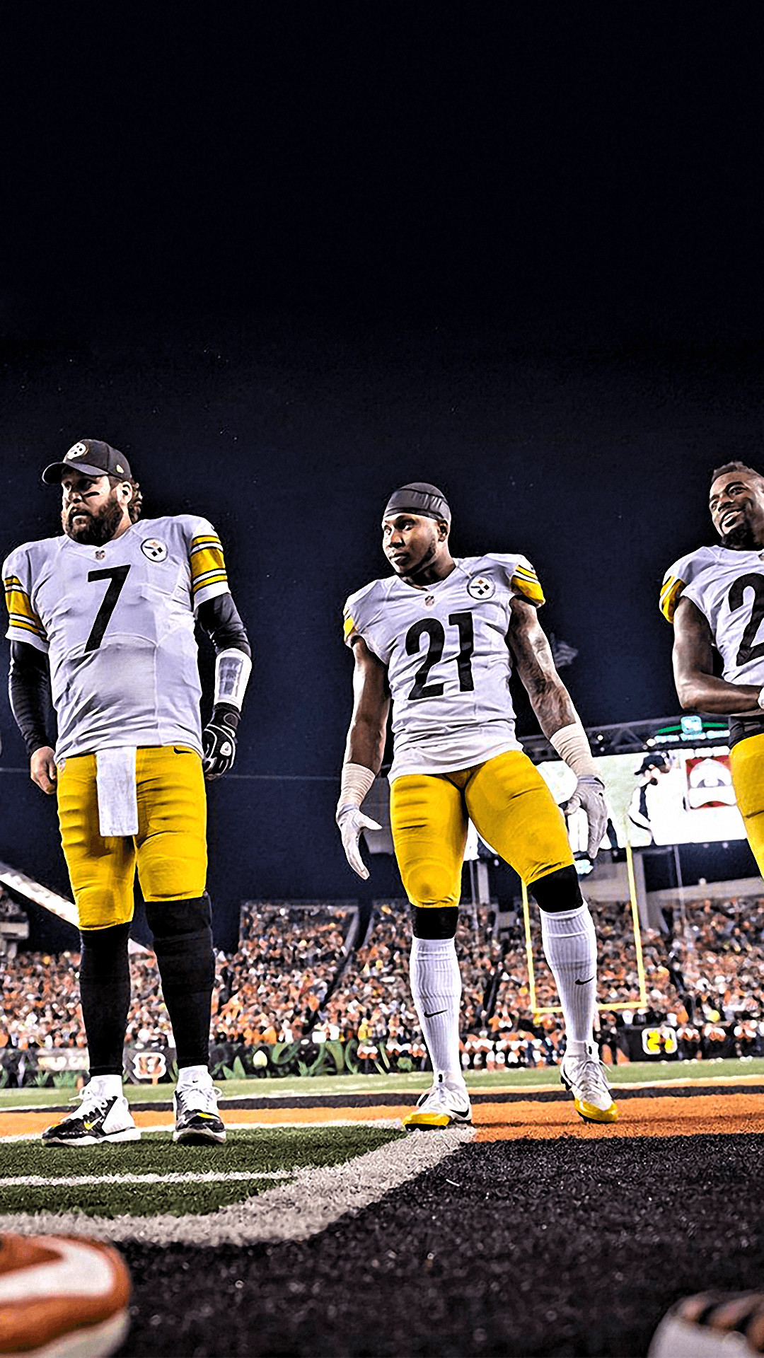 Cool Steelers Wallpapers for iPhone – WallpaperSafari
