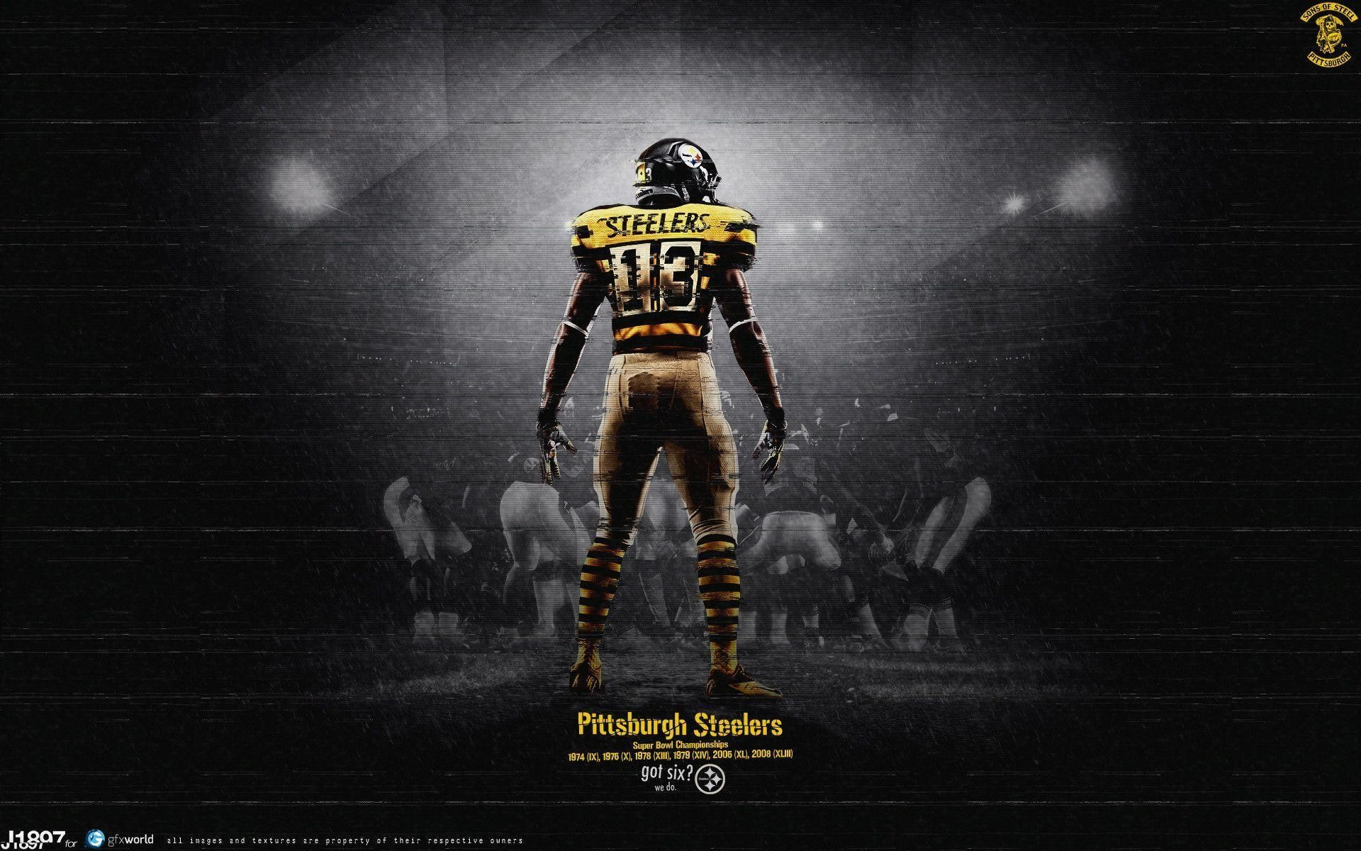 Pittsburg Steelers Wallpapers – Wallpaper Cave