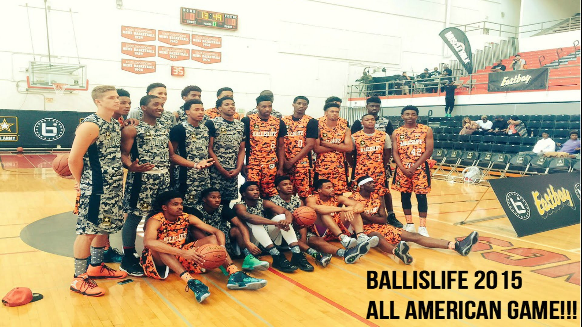 BallIsLife 2015 All American Game Full Highlights   Top Recruits Show Out!