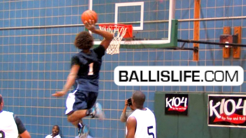 Top Plays From Josh Howard Celebrity Game | Nick Young & KD Go OFF!  Ballislife …