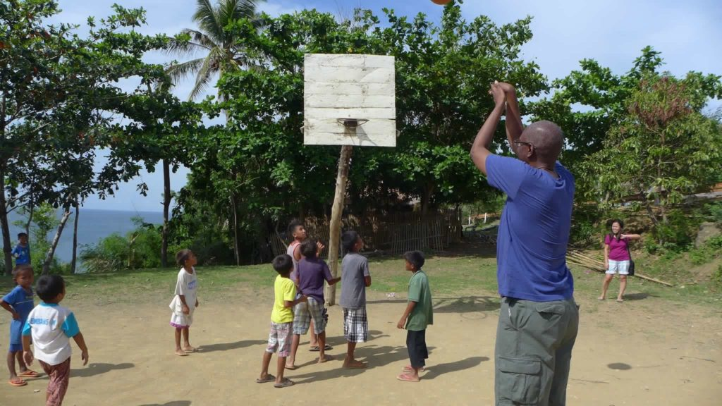 However, I didn't REALLY understand just how popular it was in this  country! Naturally, the NBA is followed very closely, …