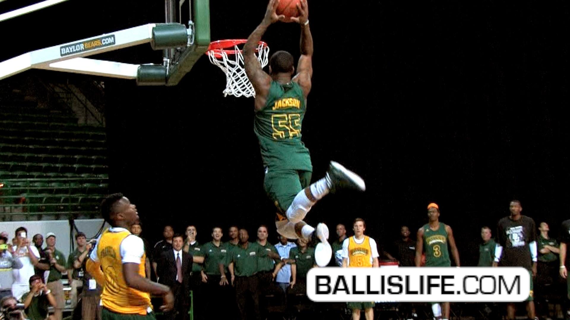 Ballislife   Pierre Jackson Baylor