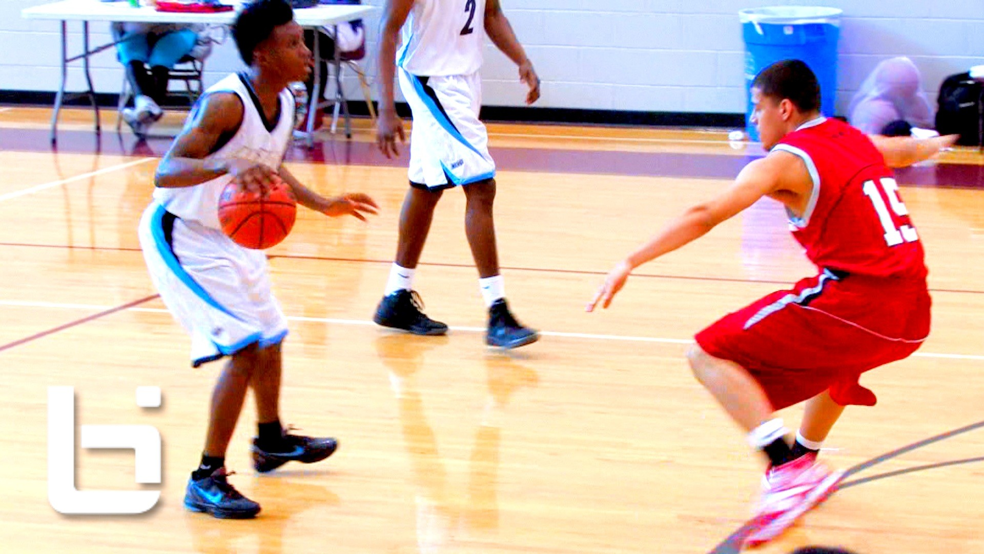 Ballislife   Neal Twins at Test the Waters