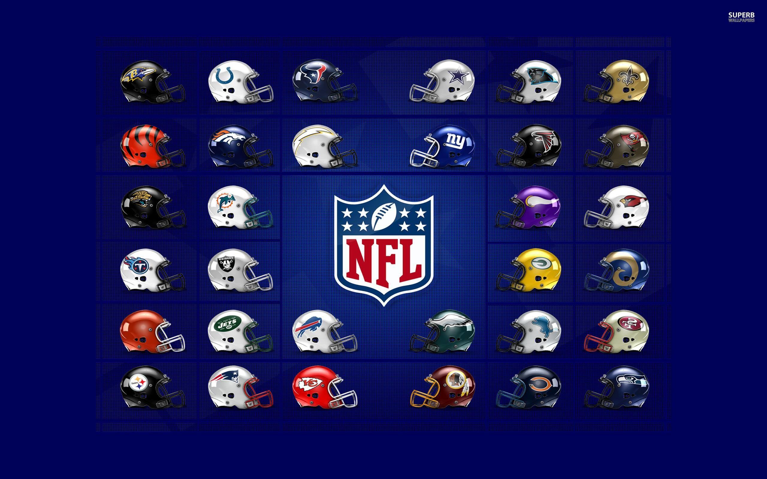 NFL Logos wallpaper – Sport wallpapers – #