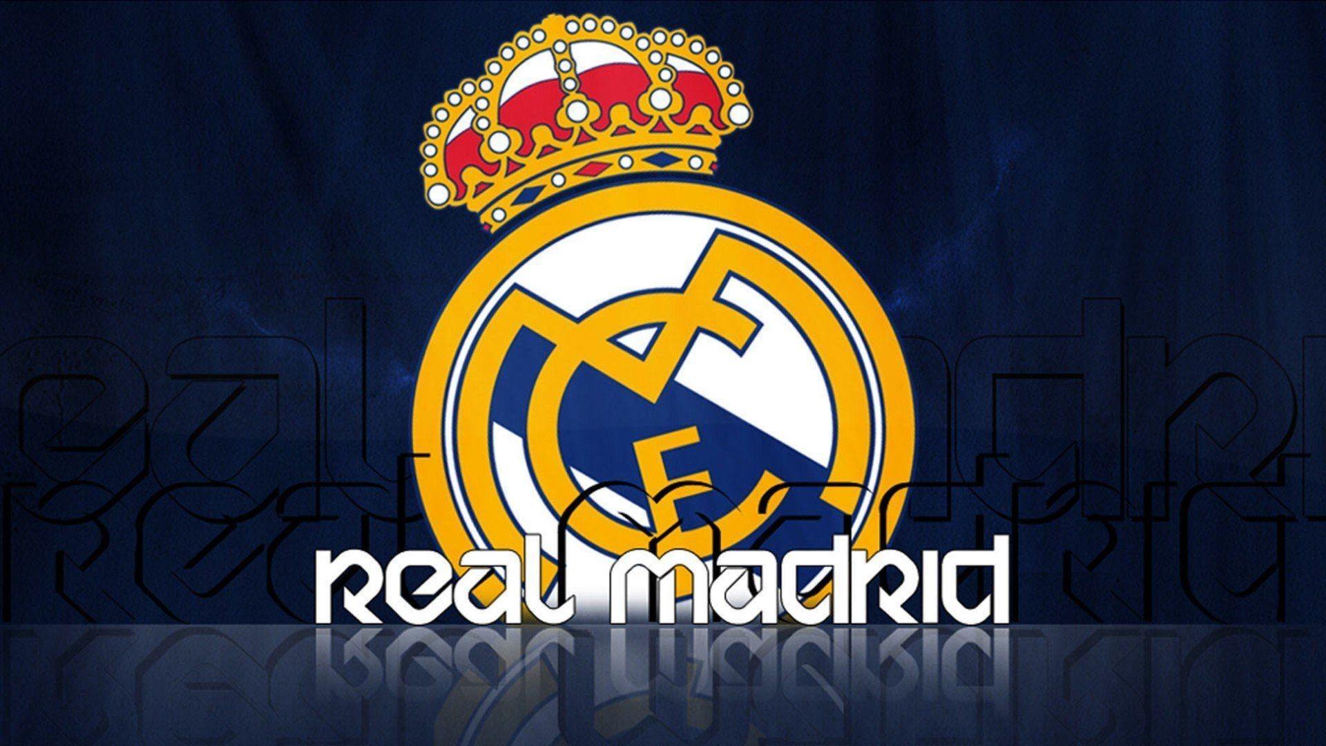 Sports soccer Real Madrid football teams Football Logos wallpaper .