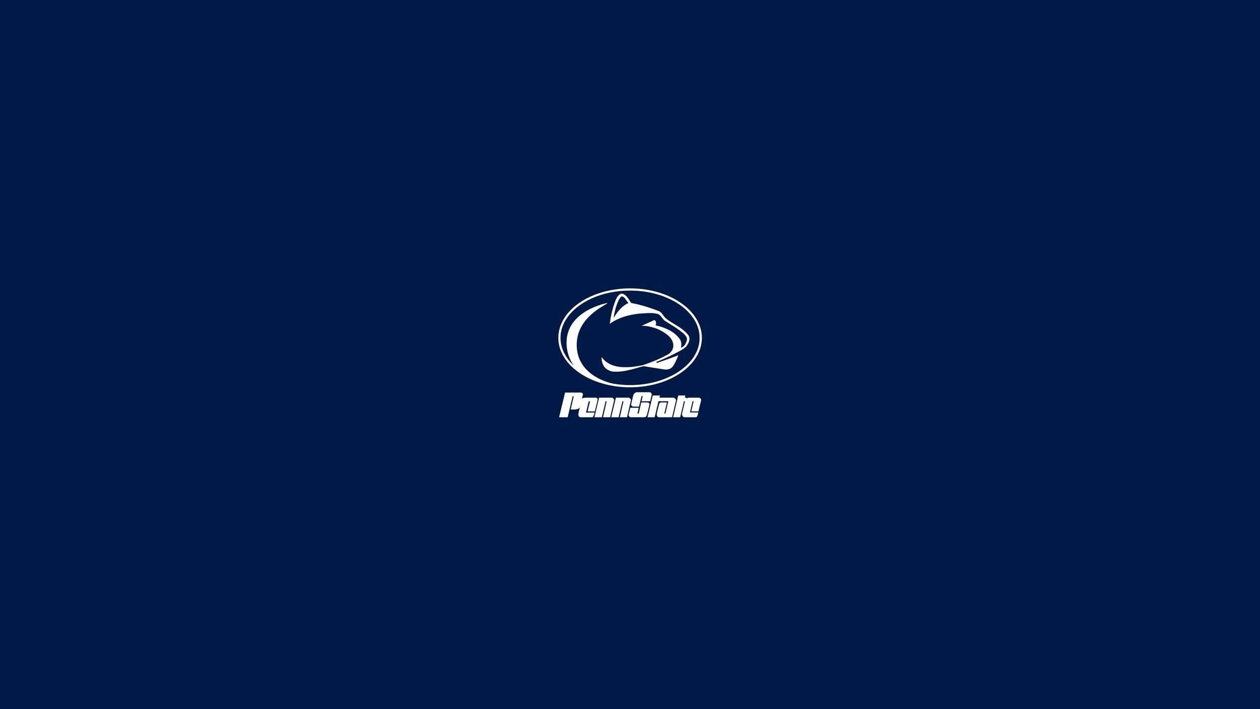 Penn State Logo Wallpaper 44452 2560×1440 px ~ fond ecran