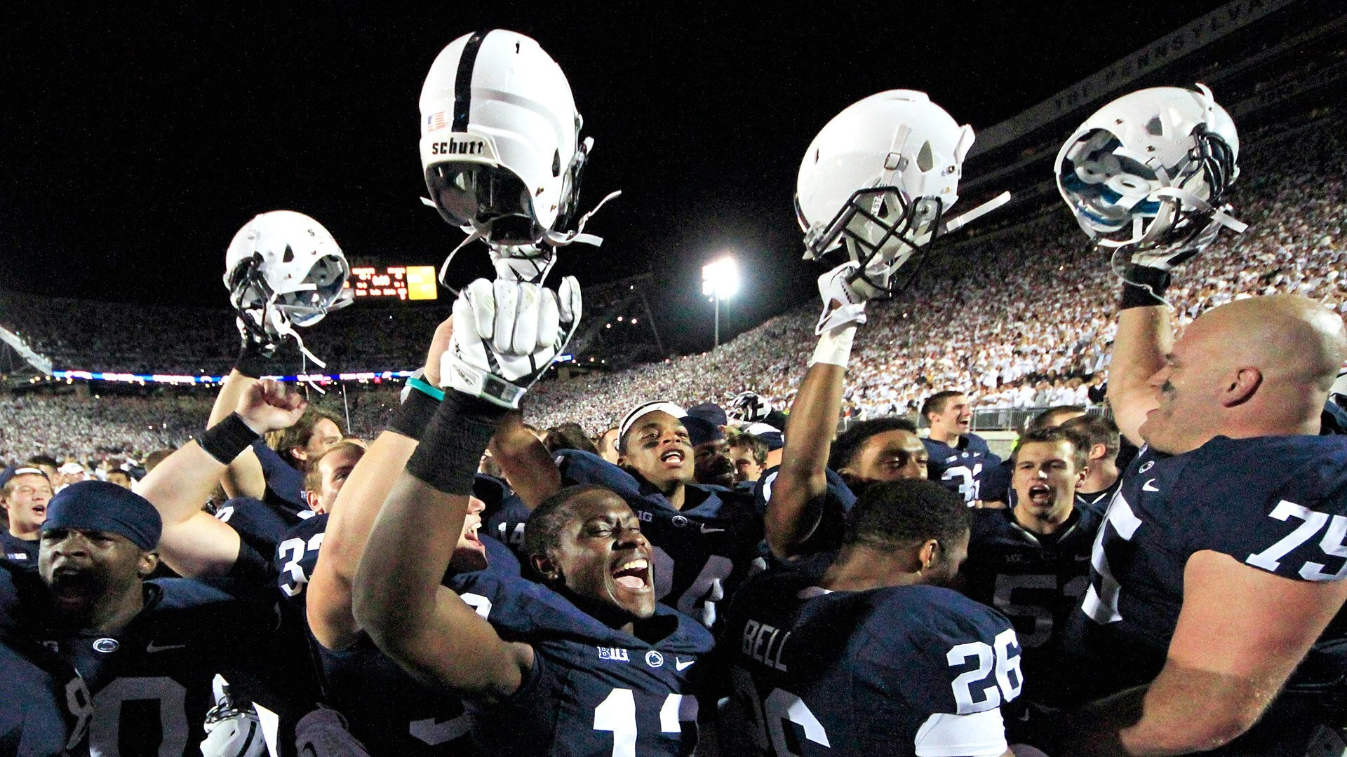 GOPSUSPORTScom Official Athletic Site of Penn State · penn state football iphone  wallpaper …