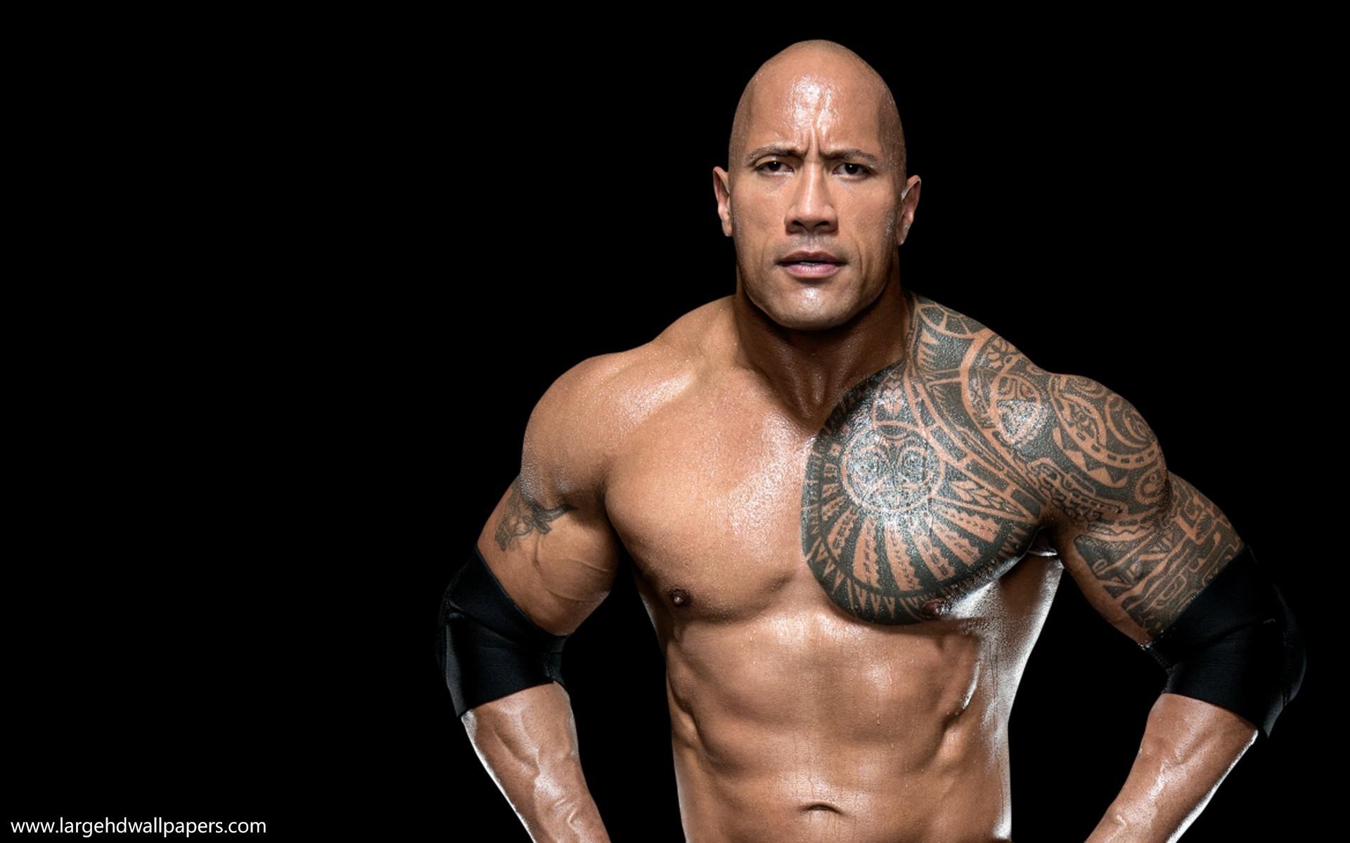 "Dwayne ""The Rock"" Johnson HD Images"