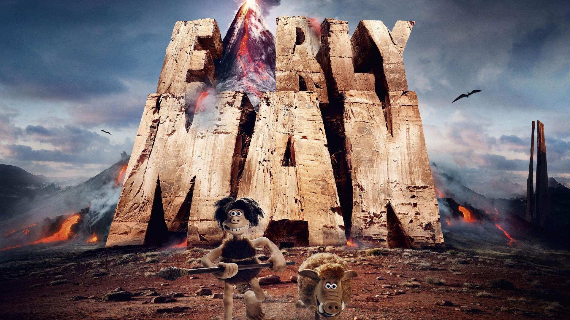Early Man 2018 Animation Hd Wallpaper