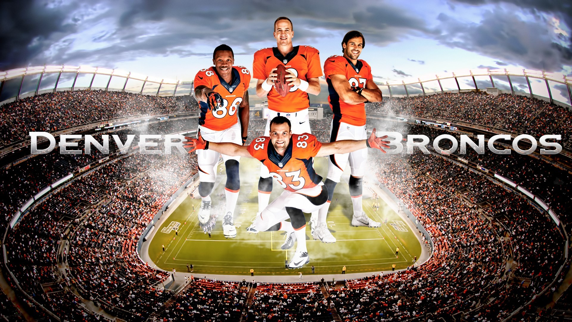 denver broncos computer wallpaper backgrounds