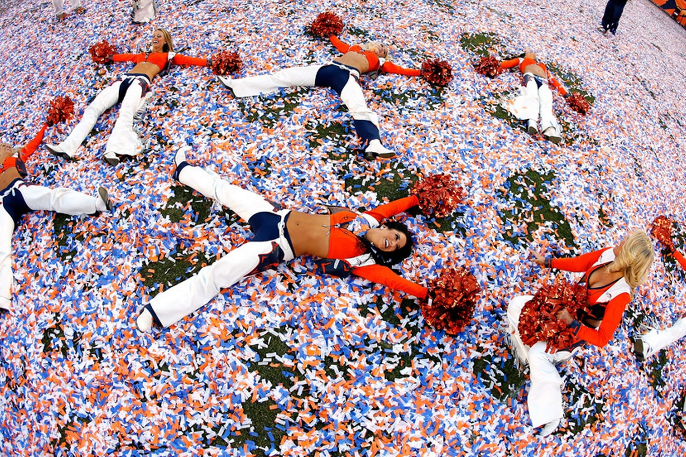 DENVER BRONCOS nfl football cheerleader wallpaper | | 238084 |  WallpaperUP