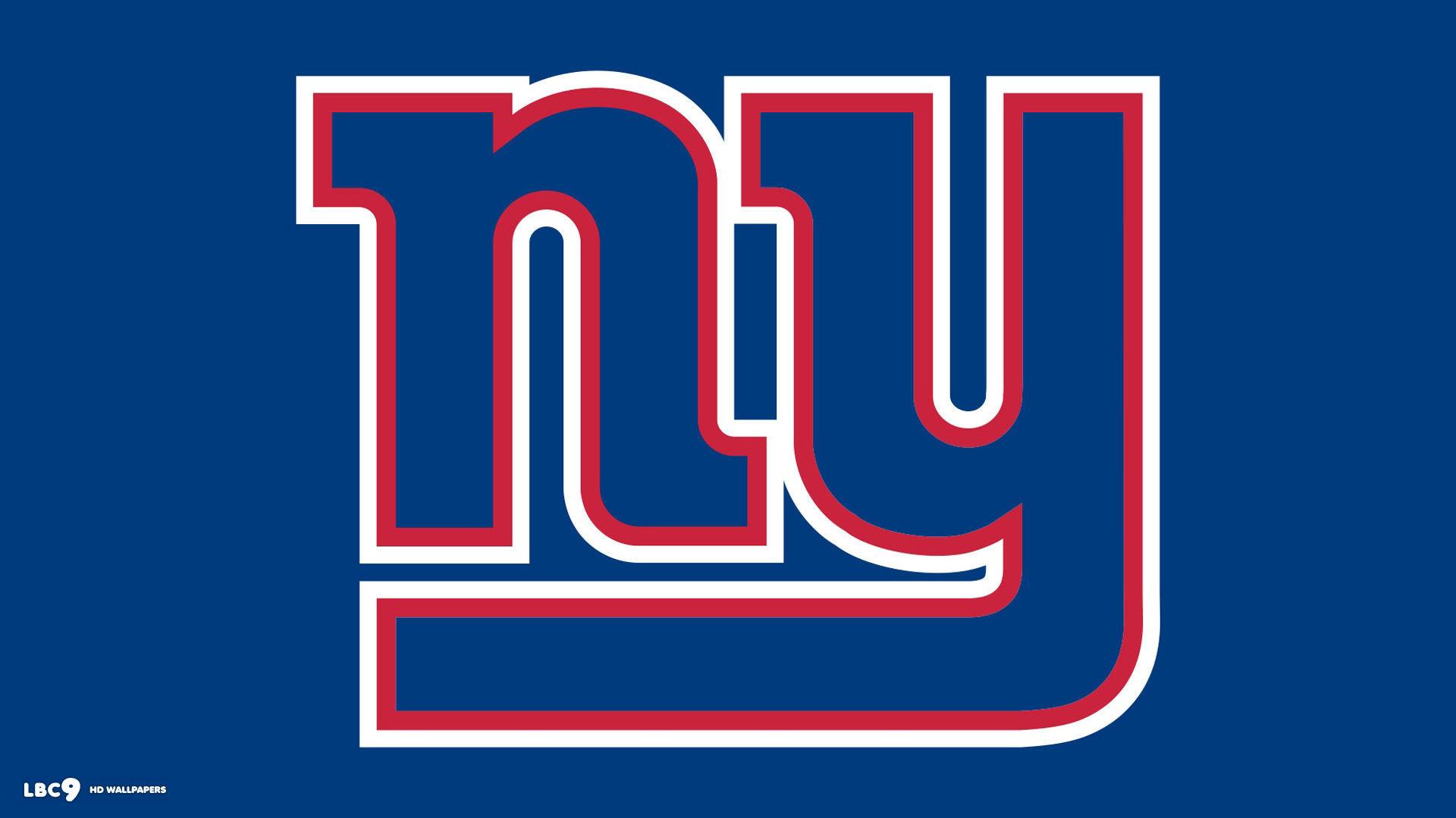 ny giants logo hd wallpaper