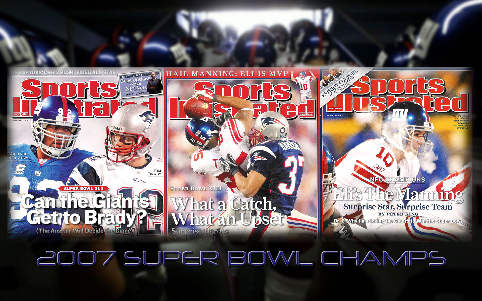 New York Giants SB Wallpaper