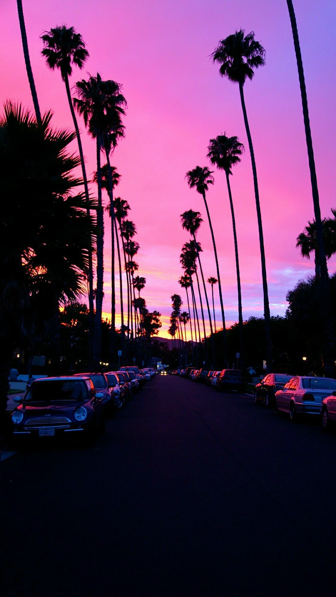 Los Angeles Wallpapers iPhone 6 Plus