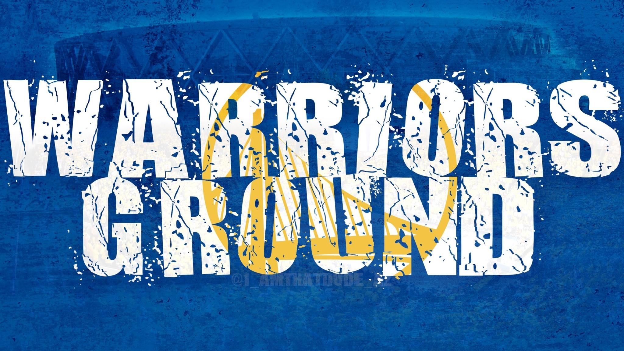 Golden State Warriors iPhone Wallpaper 2048×1152
