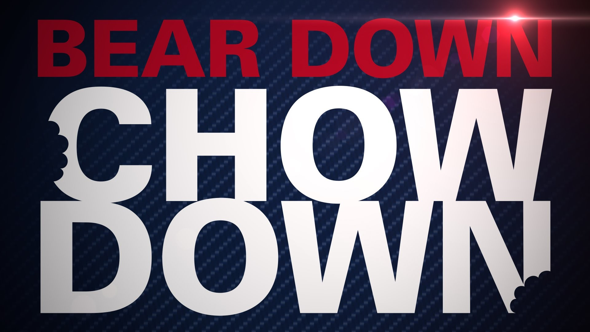 Bear Down Chow Down – Pizza Studio. Arizona Wildcats