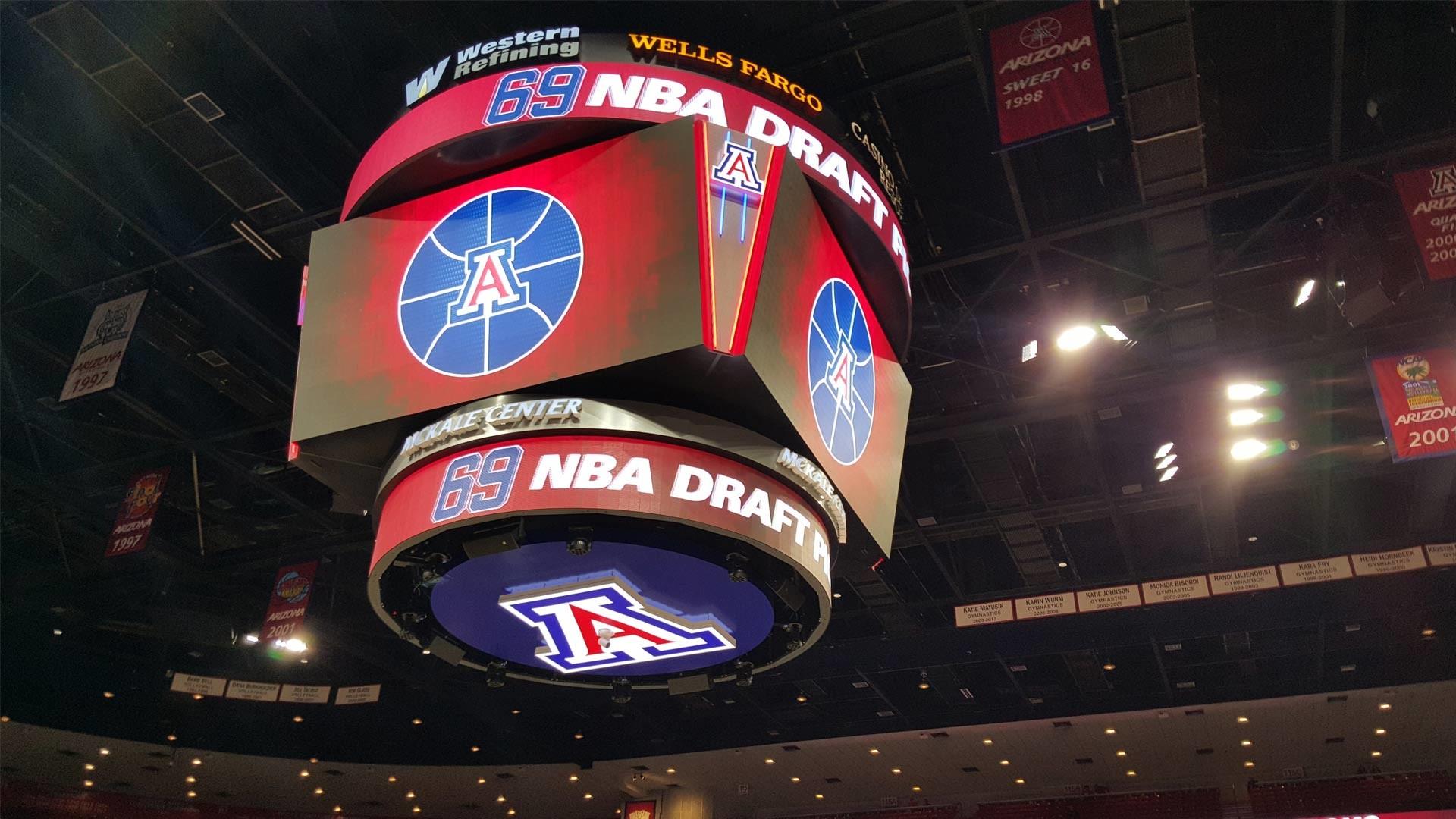 McKale Center Arizona Wildcats University of Arizona sports hero
