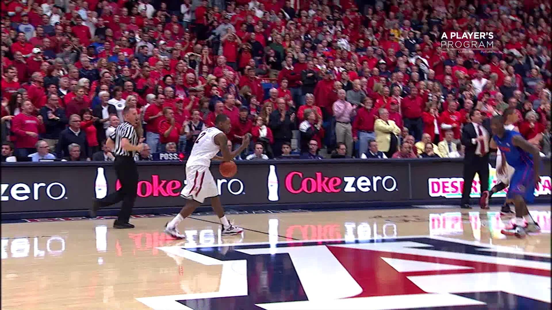Inside Arizona Basketball – Wildcats Take Down #5 Florida in McKale –  YouTube