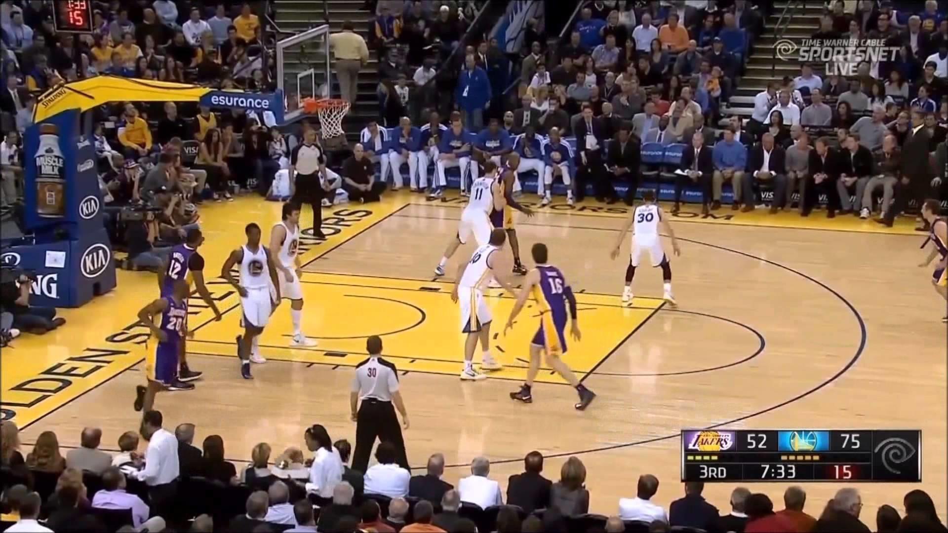 Kobe Bryant Best Dunks (2013) HD