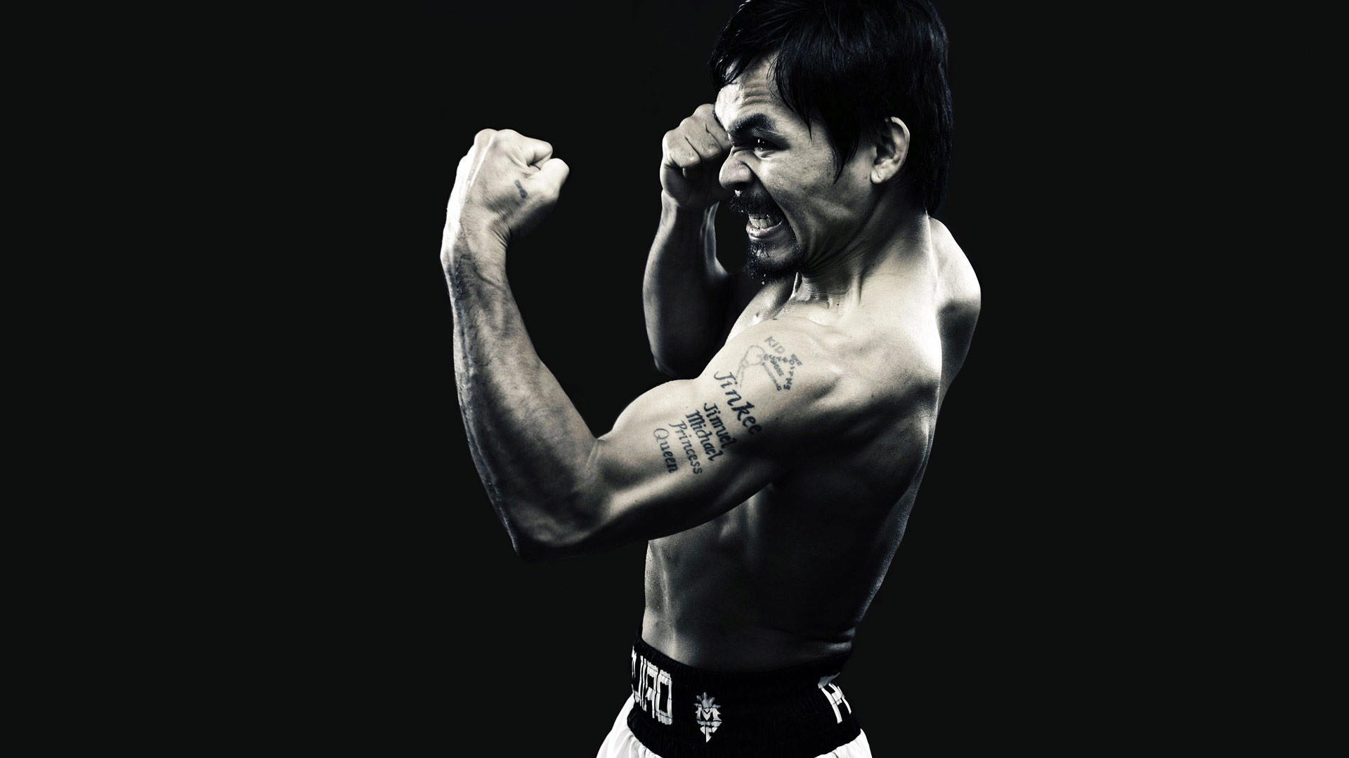 Manny Pacquiao 2015 Boxing Wallpaper