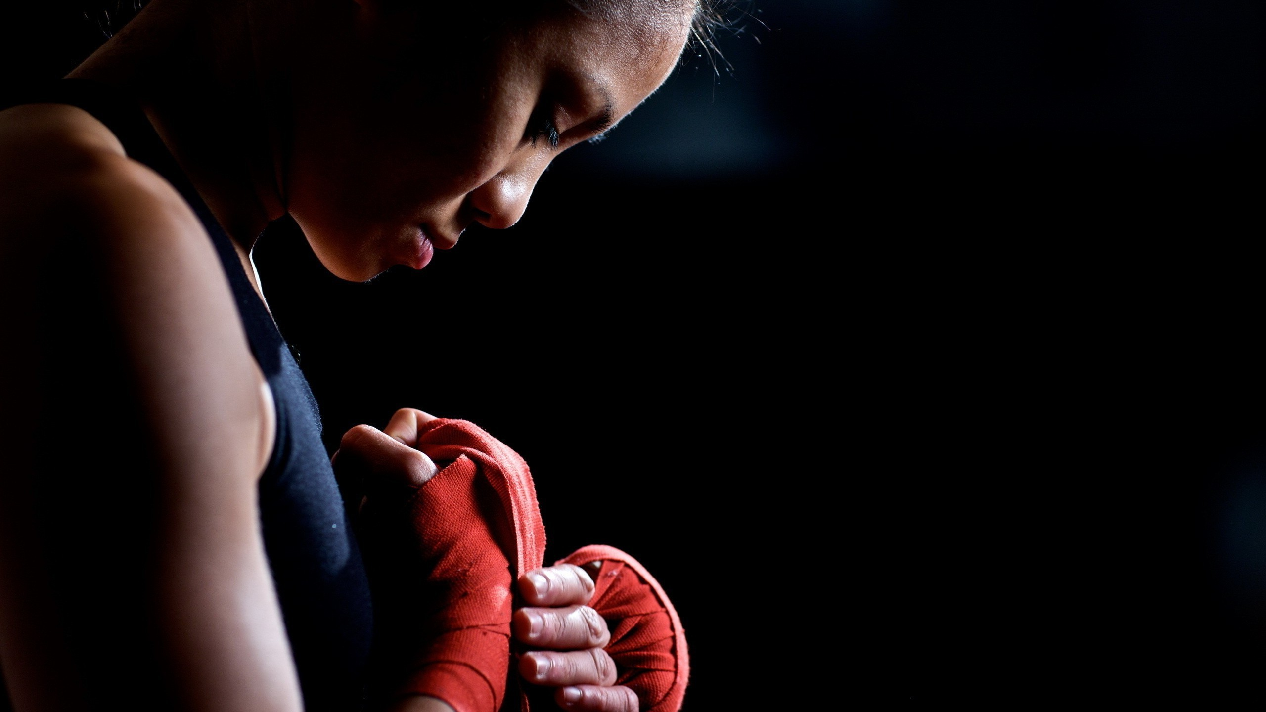 women, Exercising, Boxing Wallpapers HD / Desktop and Mobile Backgrounds
