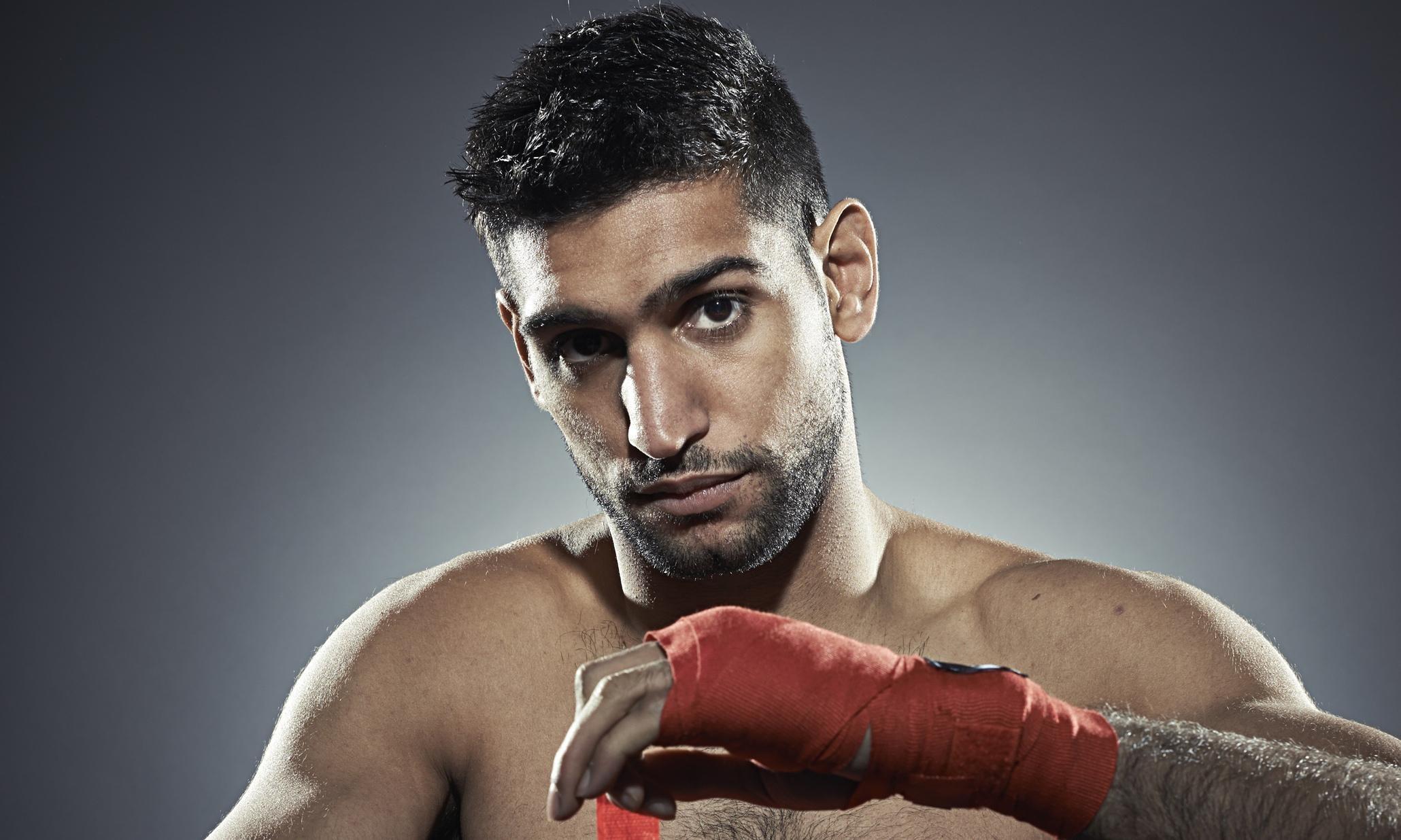 Amir Khan Boxer Wallpapers