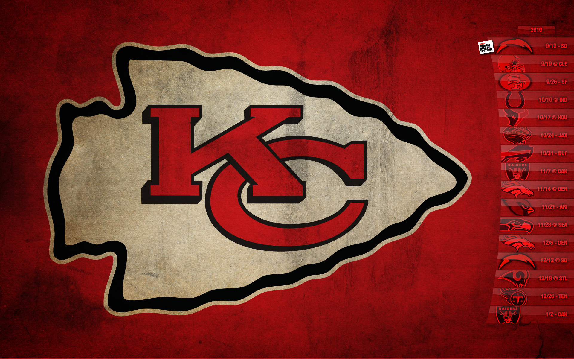 The best Kansas City Chiefs wallpaper wallpaper ever?