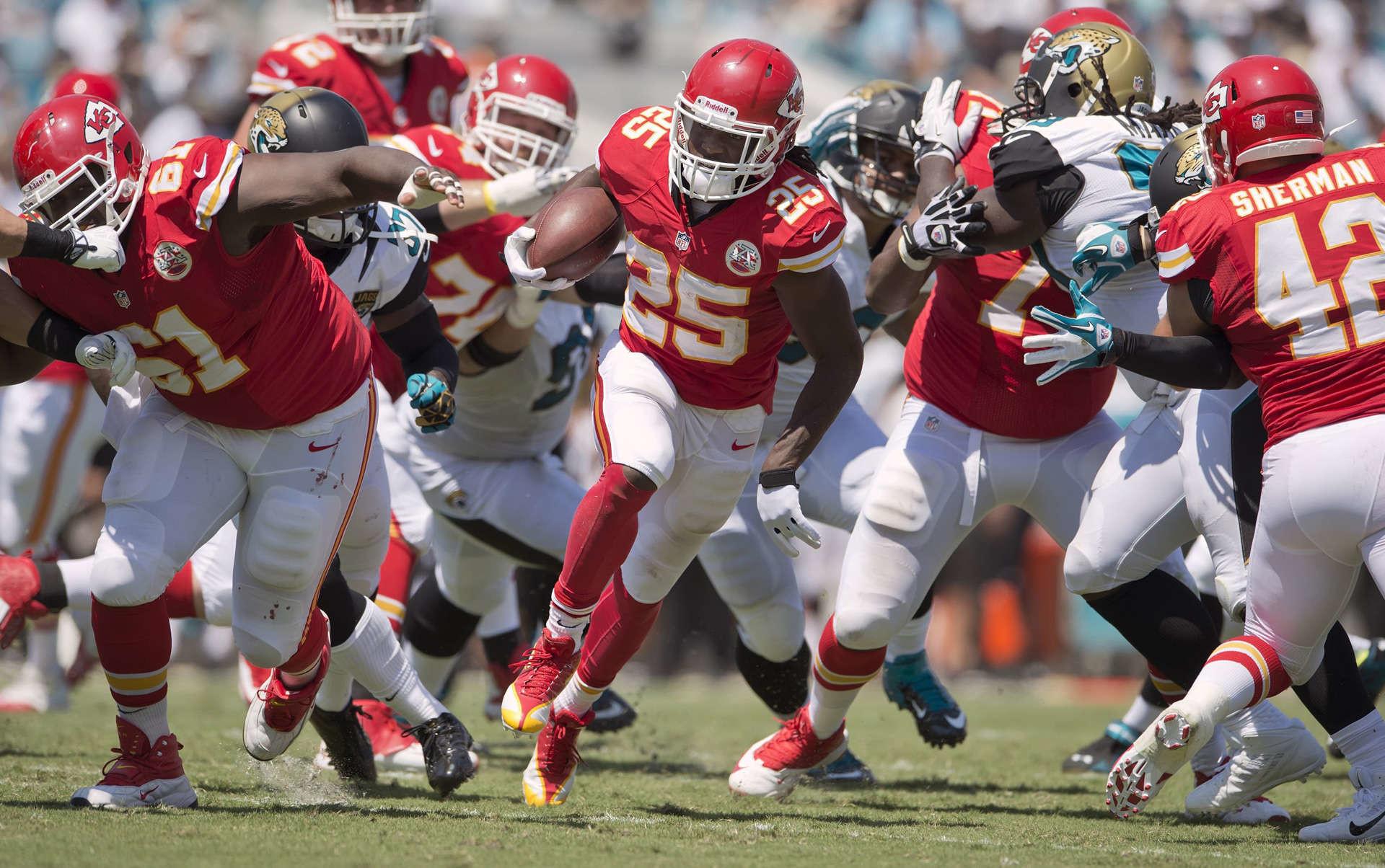 Kansas City Chiefs Games NFL Wallpaper HD