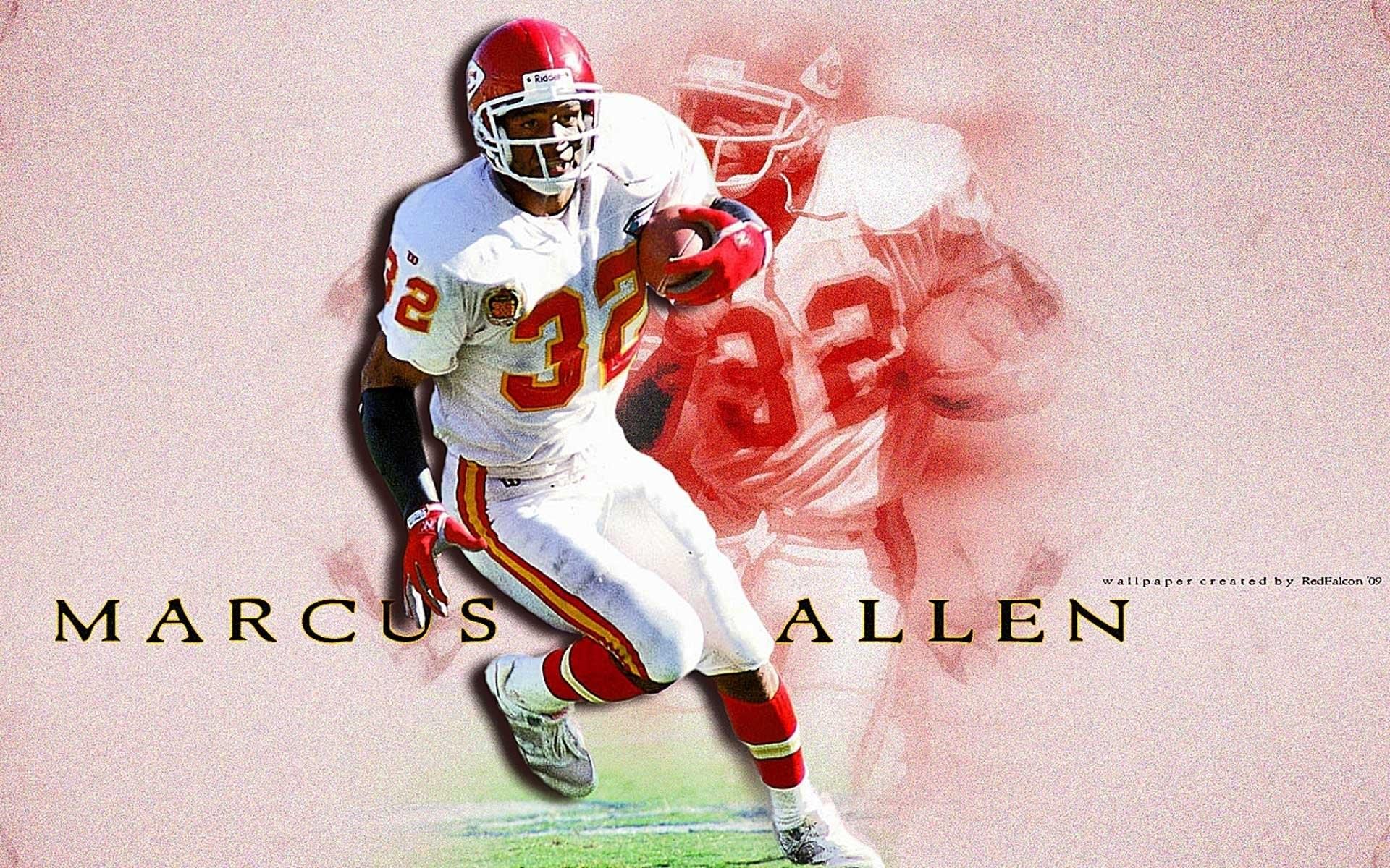 Marcus Allen Kansas City Chiefs