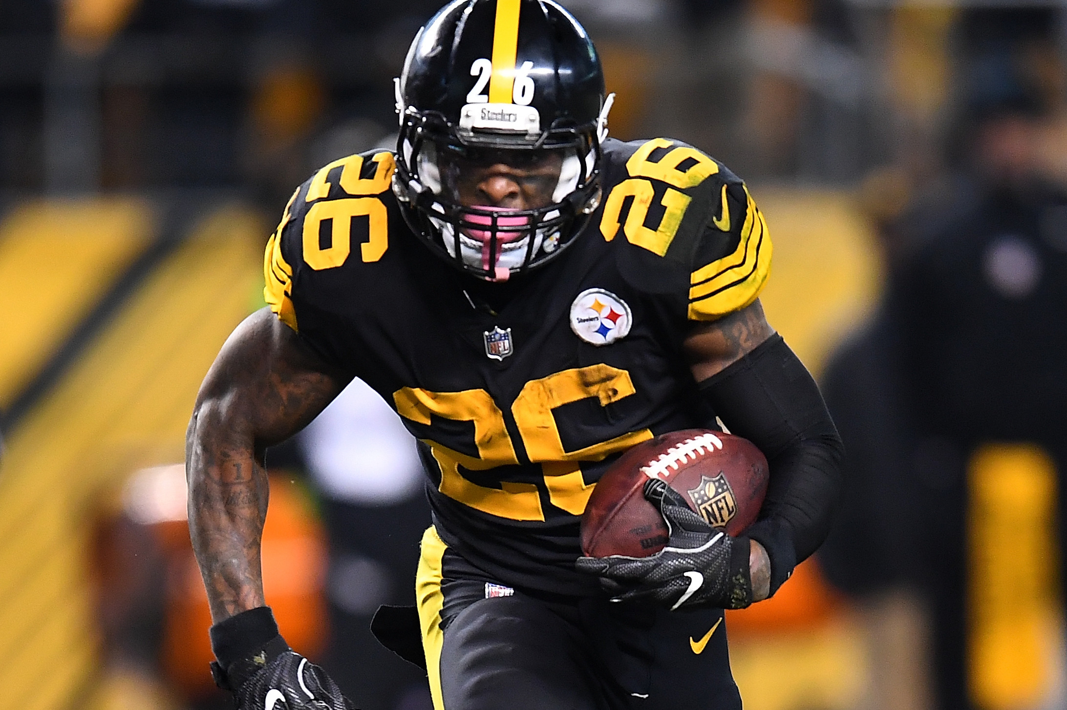 Color rush Le'veon is a good one