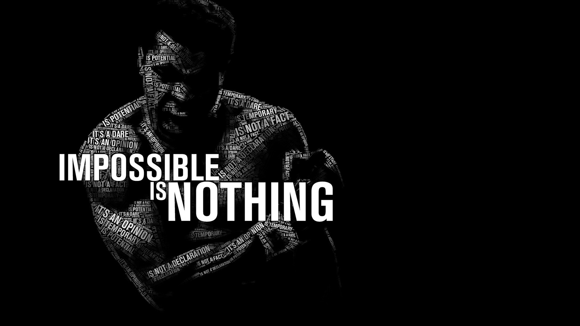 You transcended sports like no other. Ali Bomaye  https://www.hdwallpapers.net/quotes/impossible-is-nothing-muhammad-ali- wallpaper-548.htm