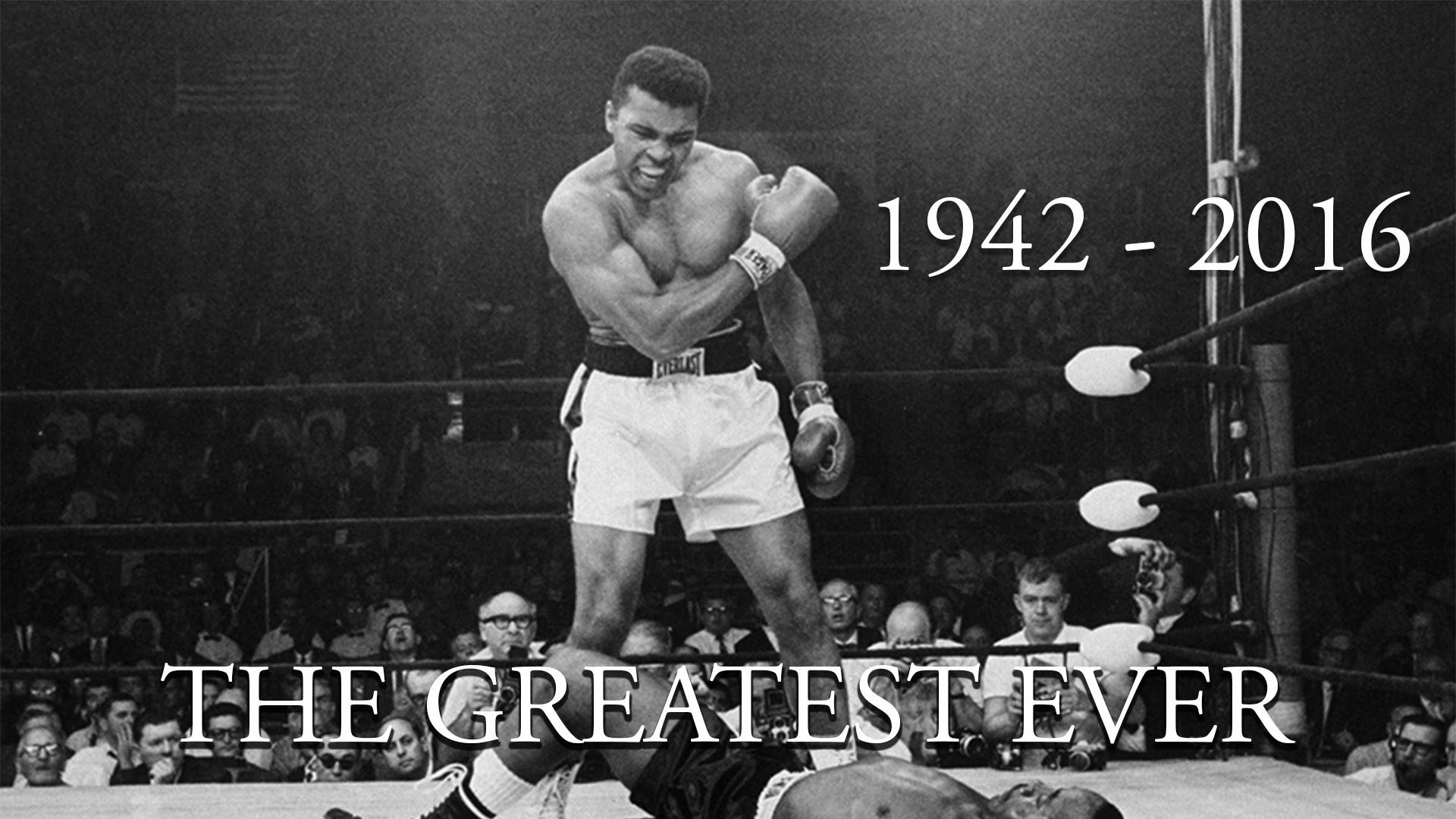 Muhammad Ali | The Champion, The Legend, The Greatest Ever | R.I.P. (1942 –  2016) – YouTube