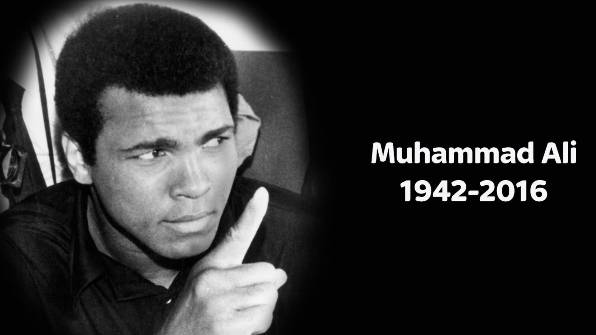 Muhammad Ali Dies The greatest boxer of them all actually was destroyed by  his occupation – YouTube
