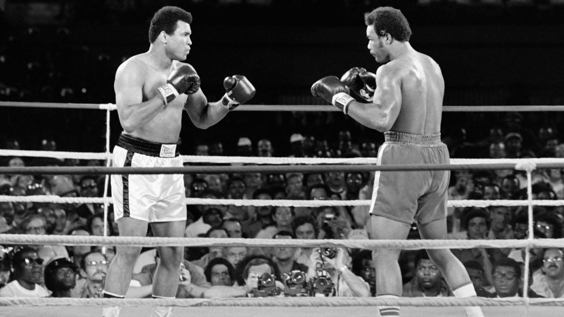 George Foreman on Muhammad Ali: 'I keep seeing his face like nothing has  happened' | Other Sports | Sporting News