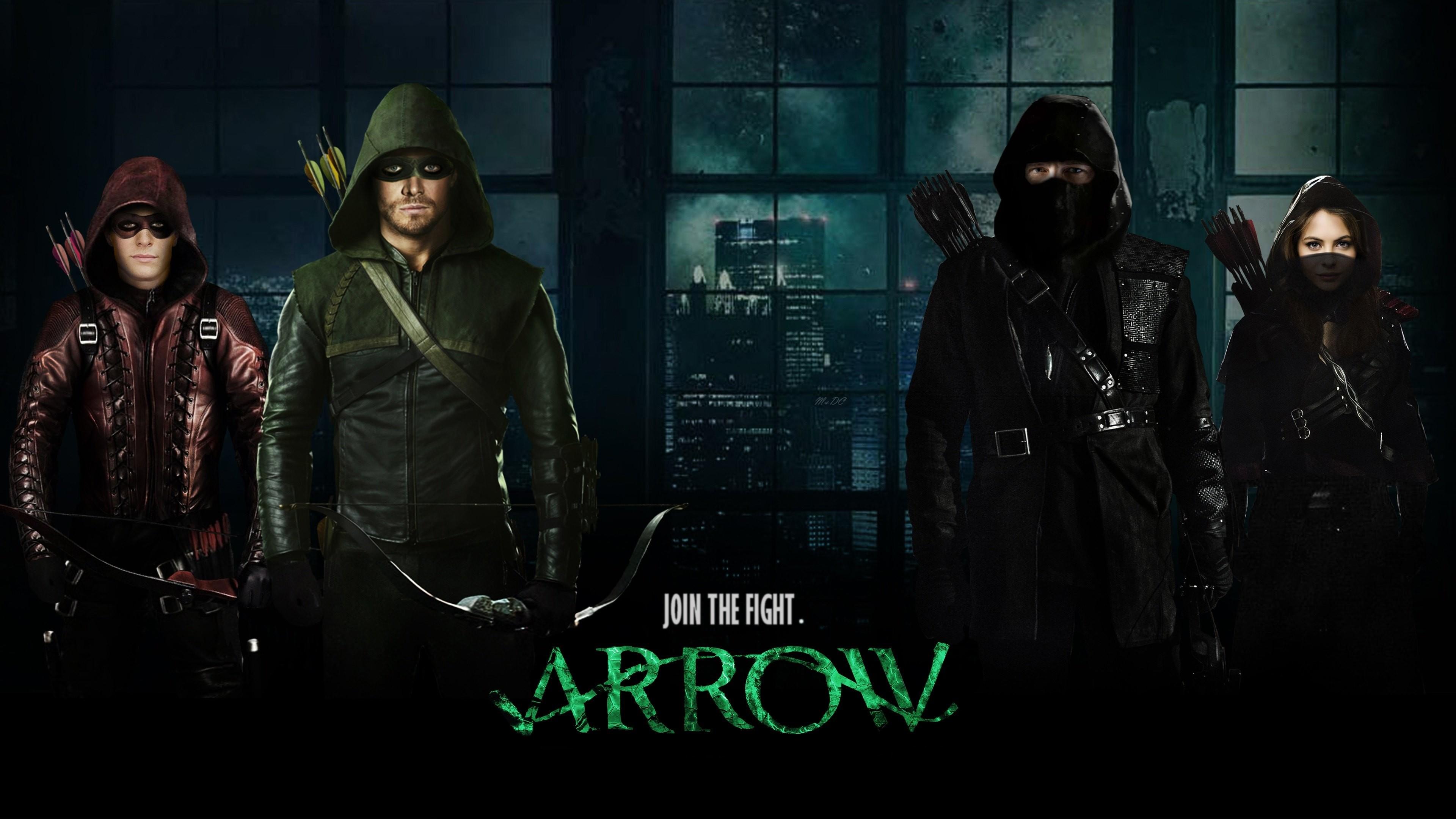 Arrow Tv Series Wallpaper