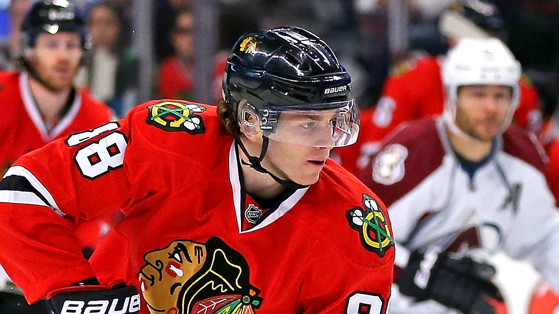 Patrick Kane improving as Blackhawks near Stanley Cup playoffs | Other  Sports | Sporting News